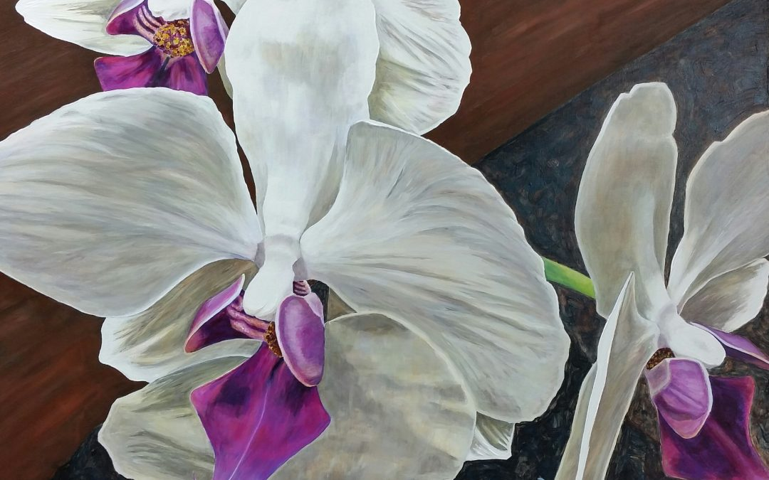 White Orchid #1